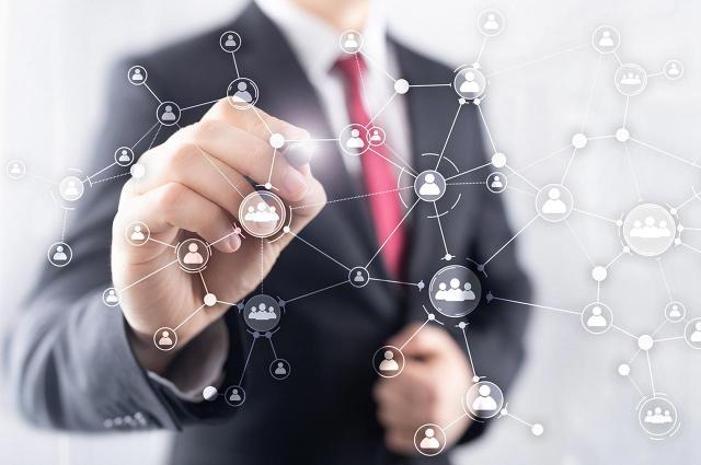 Partnerunternehmen für den Vertrieb