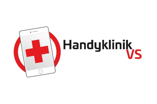 Logo-Entwicklung Handy-Klinik