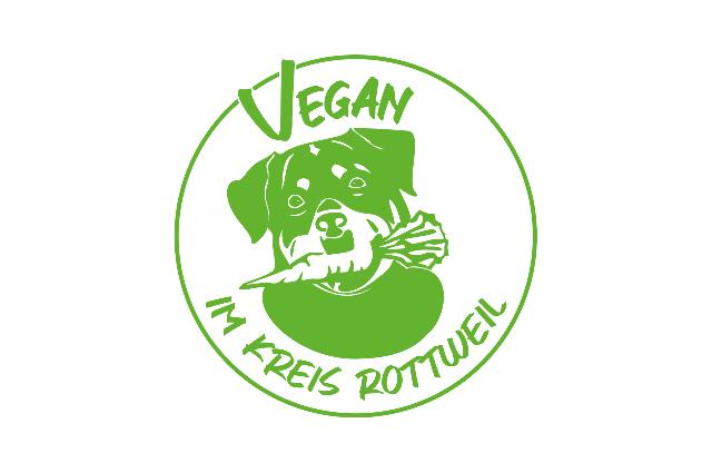 Logo-Entwicklung Vegan im Kreis Rottweil
